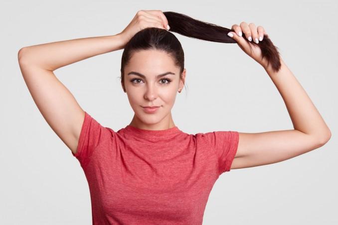 acconciature, capelli sporchi, come fare piega