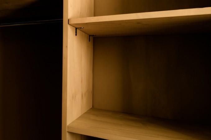 come creare ripiani armadio, mensole fai da te, creare scaffali armadio