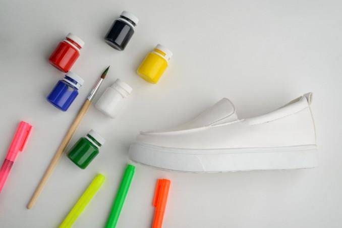 Come tingere le scarpe: tutti i tessuti | DonnaD