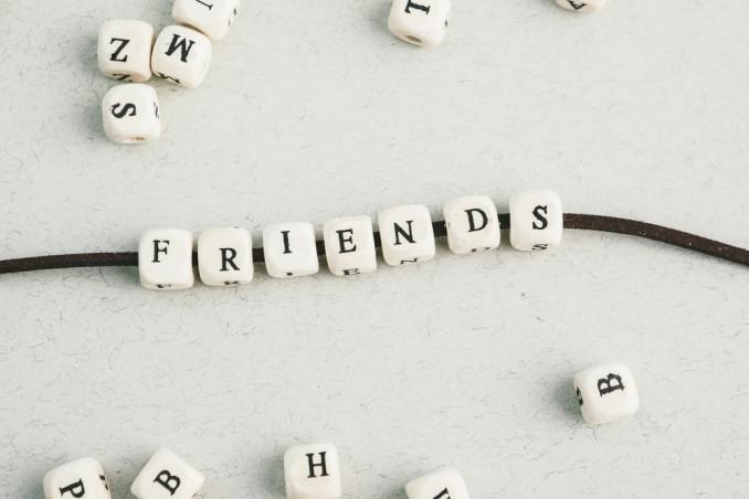 Amicizie forti