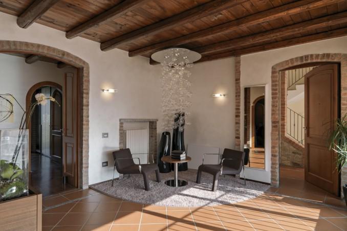 Arredamento moderno con pavimento in cotto: idee e stili ...