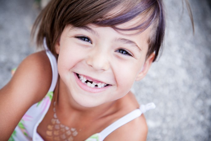 Crescita denti definitivi