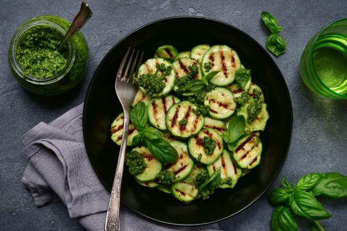 ricette sfiziose, zucchine, cosa cucinare per la cena
