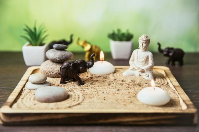 Giardino Zen Da Tavolo Come Realizzarlo Con Il Fai Da Te Donnad