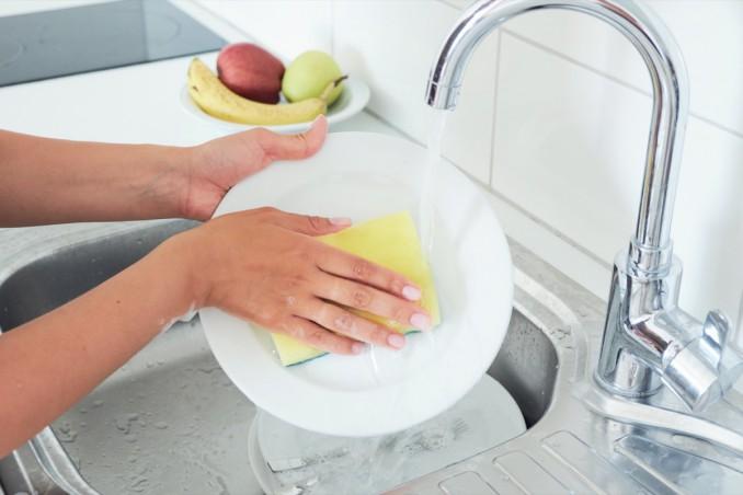sognare, piatti da lavare, interpretazione