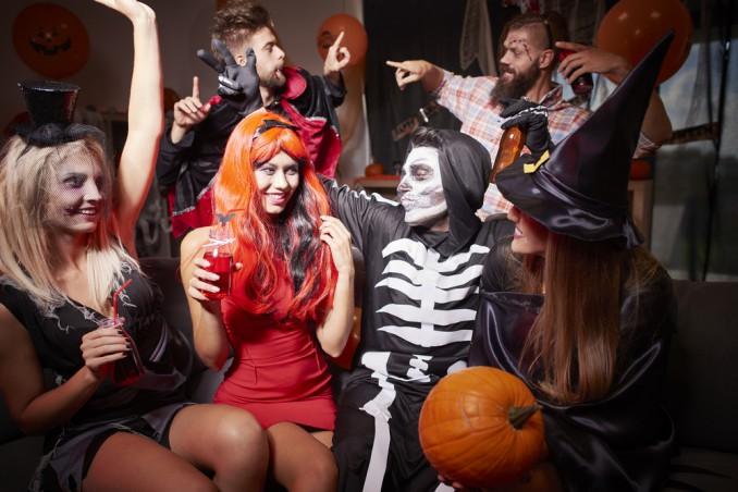 cosa fare halloween, idee halloween