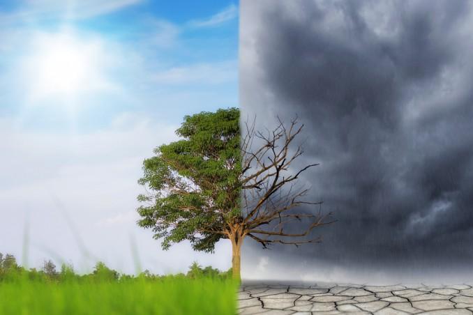 cambiamneto climatico spiegazione