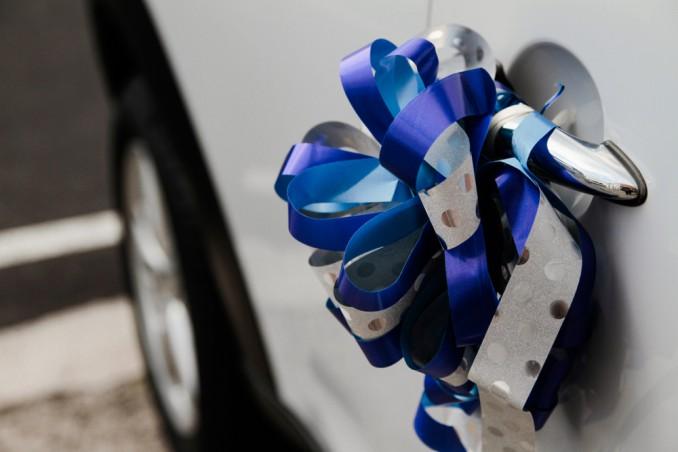 fiocco auto nozze