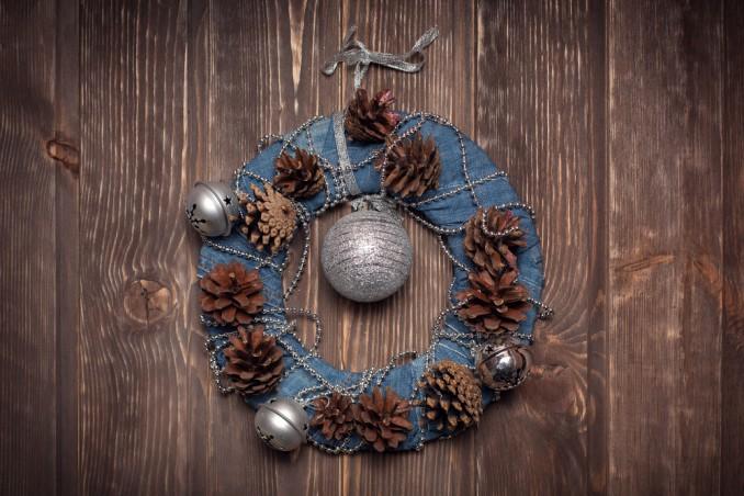 ghirlande natalizie fai da te, ghirlande natalizie, ghirlande natale, ghirlande natalizie facili