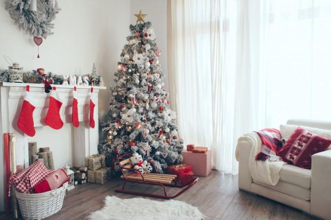 albero Natale innevato, dove acquistarlo, fai da te
