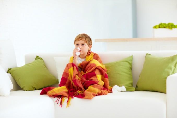 raffreddore nei bambini, rimedi della nonna, natura