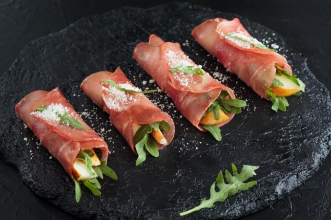 Antipasti Di Natale Cucina Italiana.Antipasti Di Natale Con Prosciutto Crudo Le Ricette Piu Buone Donnad