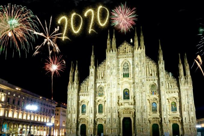 Capodanno 2020, Italia, mete turistiche