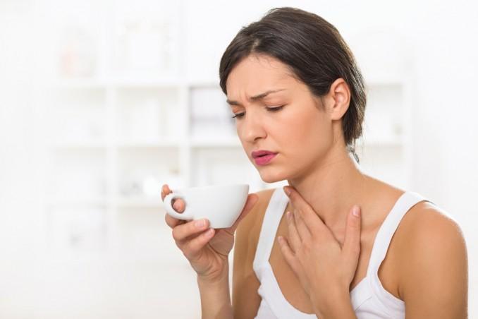 ghiandole gola ingrossate, rimedi naturali, linfonodi collo