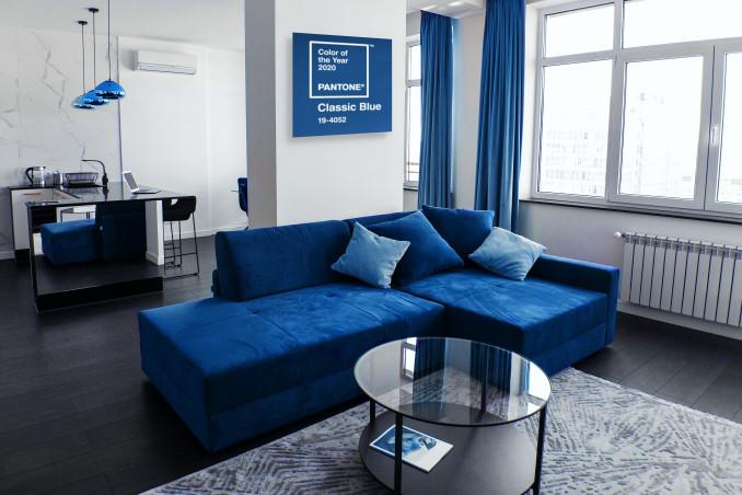 Pantone classic blue, colore dell'anno, 2020