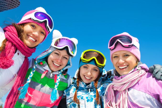 come vestirsi sciare