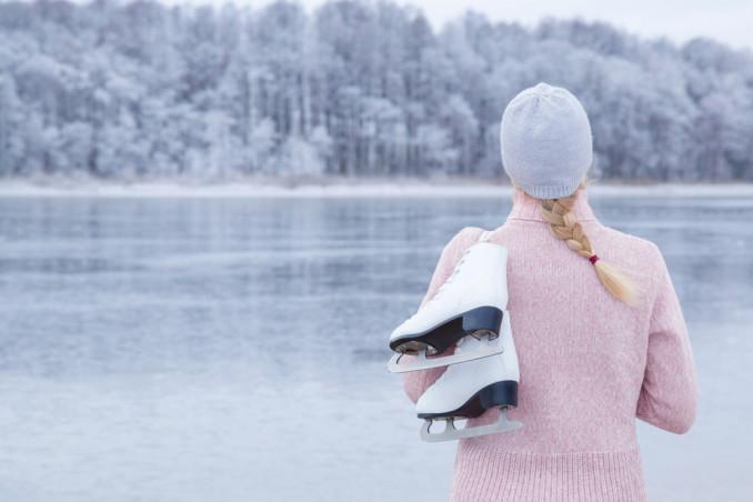 pattinaggio ghiaccio cuiorsità
