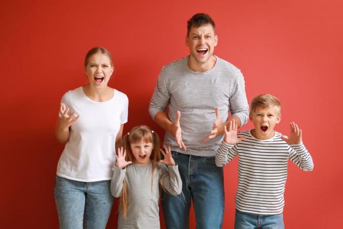 Discussioni di famiglia