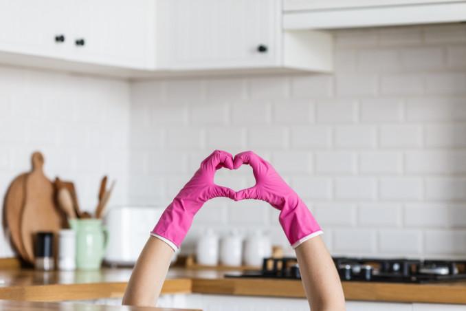 6 punti più sporchi nella tua cucina