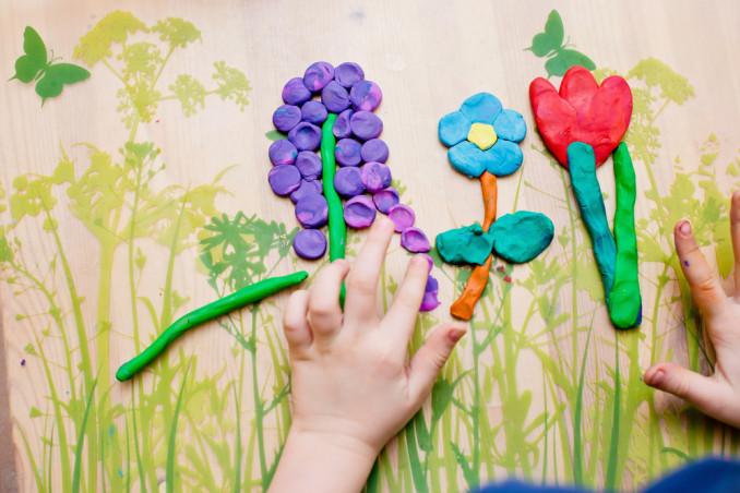 lavoretti primaverili, lavoretti primavera, idee creative primavera