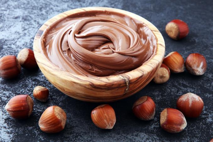 crema, mascarpone, Nutella
