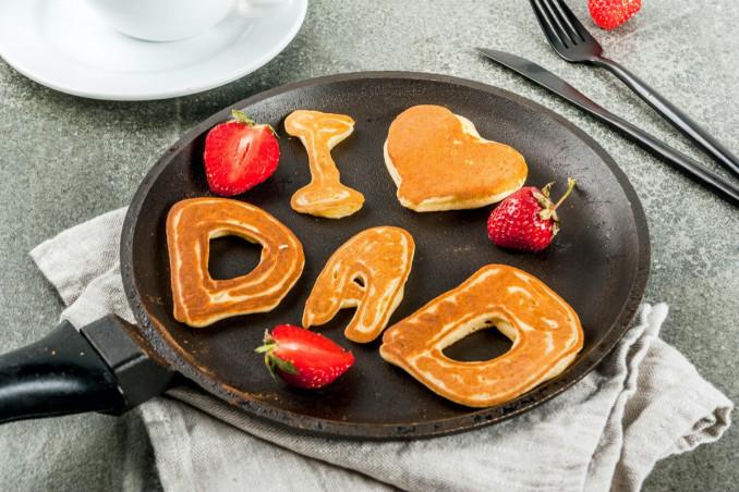 festa del papà, menù, ricette