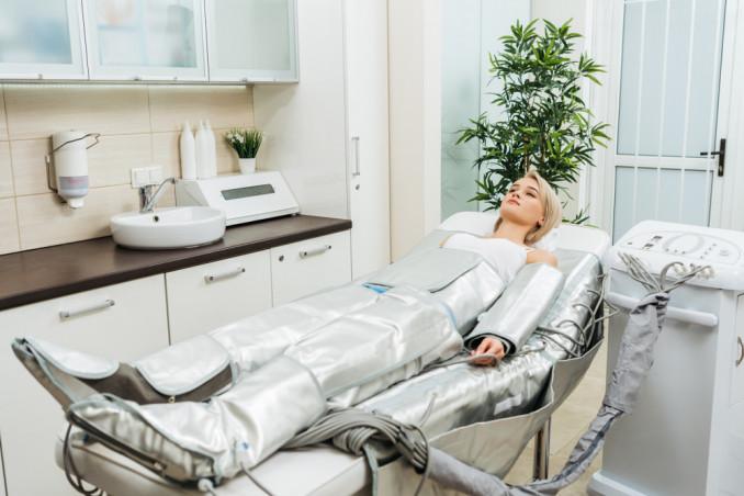 Pressoterapia corpo