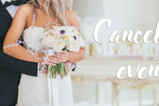 Matrimonio rimandato