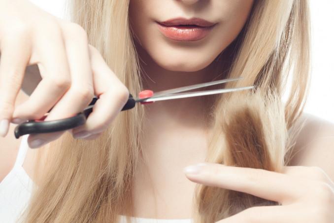 tagliare i capelli, fai da te, taglio chioma casa