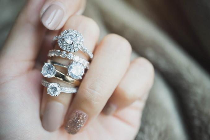 Modelli degli anelli di fidanzamento