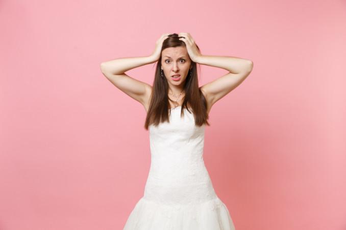 Stres della sposa