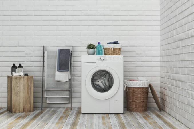 arredo, bagno, lavanderia