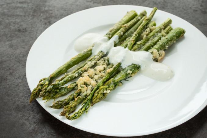 asparagi, parmigiana, ricetta