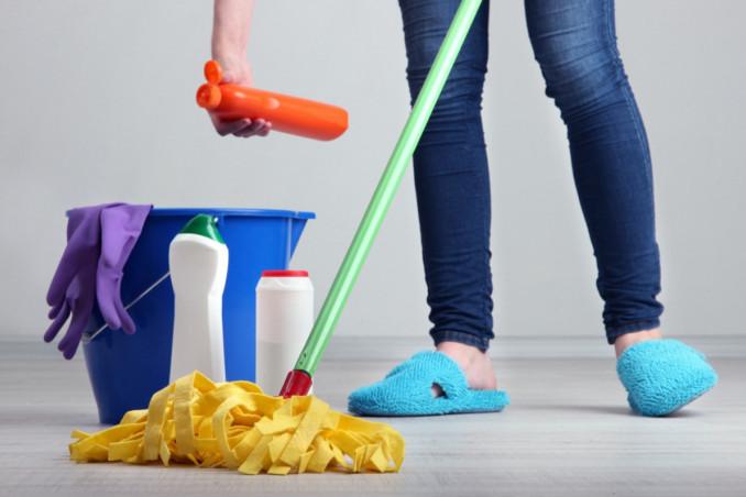 sogni, casa, pulizia