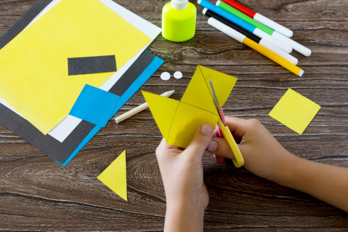 tangram figure video