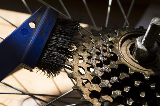 come togliere ruggine bici, ruggine bici
