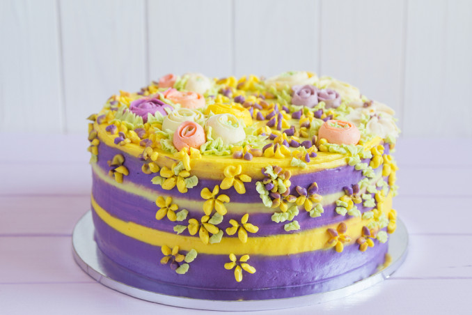torte decorate estive, torte decorate estive, torte estive