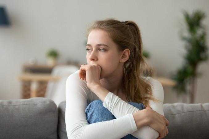 paura solitudine frasi