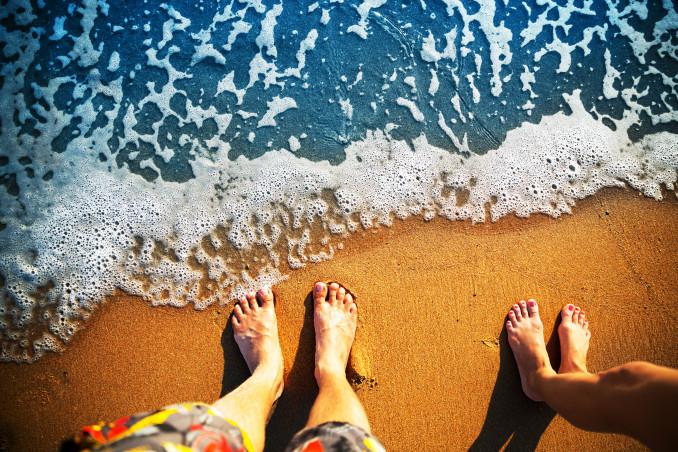attività sulla sabbia