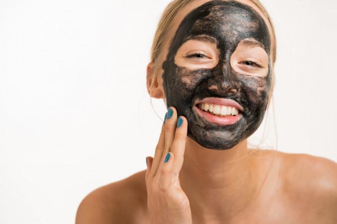 black mask fai da te, come fare black mask casa