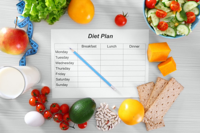dieta. sirt, menu