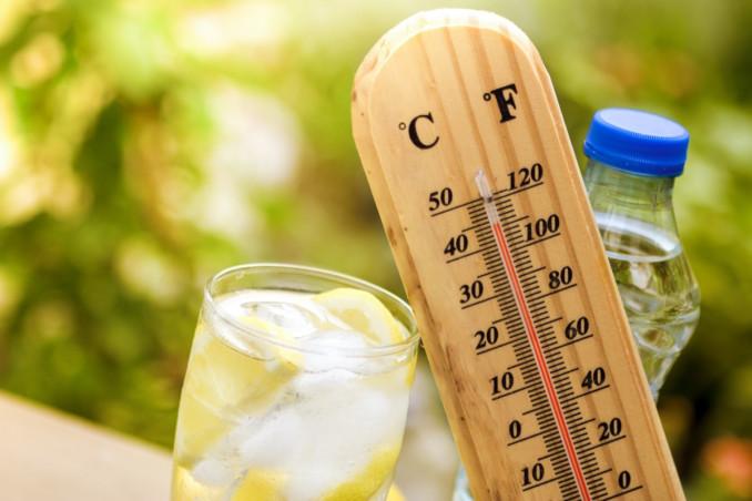rimedi naturali, insolazione, colpo di calore