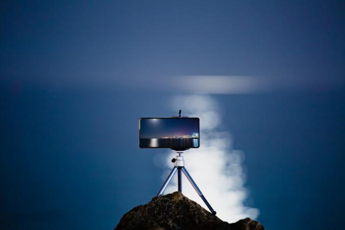 come fare foto luna con cellulare, come fare foto luna, come fotografare luna cellulare