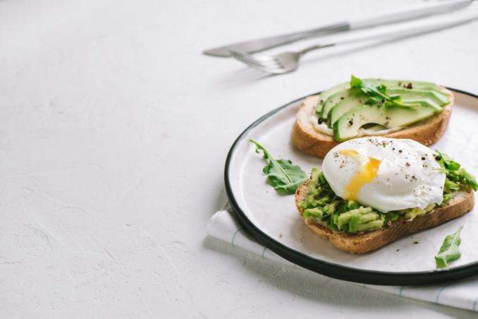 ricette toast avocado
