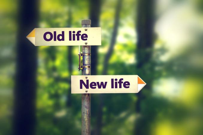 Cambiare vita