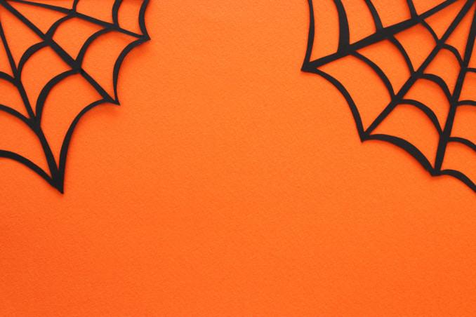 ragnatele halloween fai da te