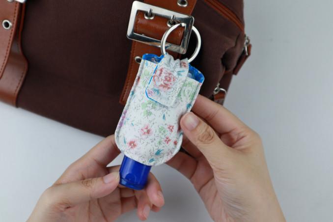 sacchetto porta gel fai da te