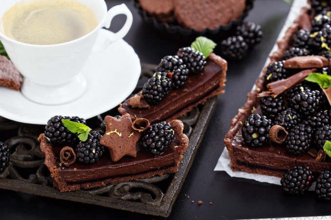 sable, cacao, ricetta