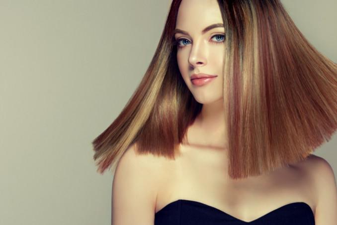 tagli capelli medi, trend autunno 2020, acconciature per donna