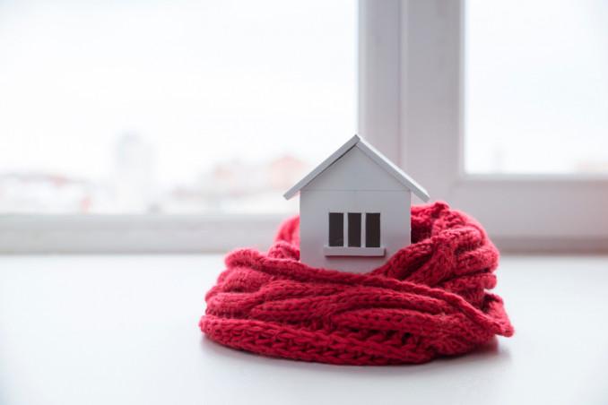 preparare casa inverno, casa inverno